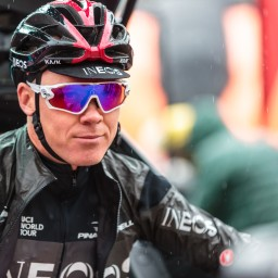 Chris Froome: Human After All